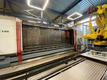 CNC Fahrständer-Bearbeitungszentrum