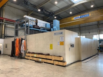 CNC turning and milling center - 5 Axis