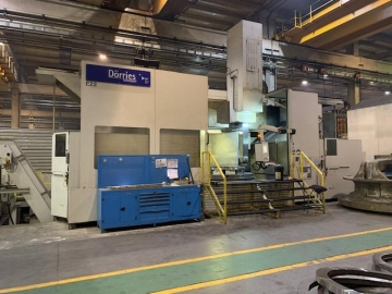 CNC turning and milling center - 3 Axis