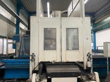 Double stand Machining center