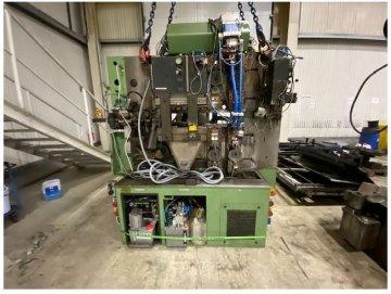 CNC - Stamping and bending machine