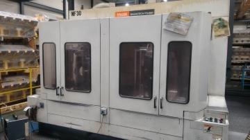CNC - machining center - horizontal