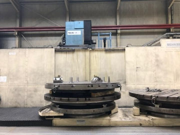 CNC machining center - universal - 5 Axis