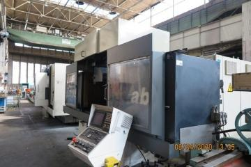 CNC Surface grinding machine - Horizontal