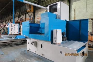Rotary table surface grinding machine