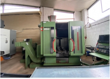 CNC - Machining center - universal - 5 Axis