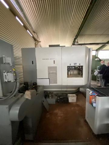 CNC - machining center - vertical