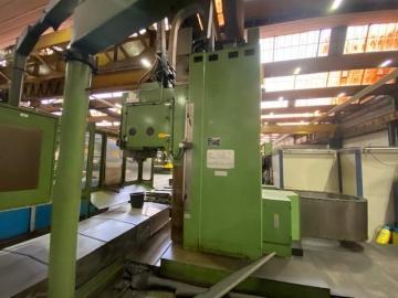 CNC - rigid bed milling machine