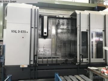 CNC machining center - vertical - 3 Axis