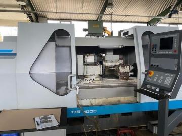 CNC - Cylindrical grinding machine